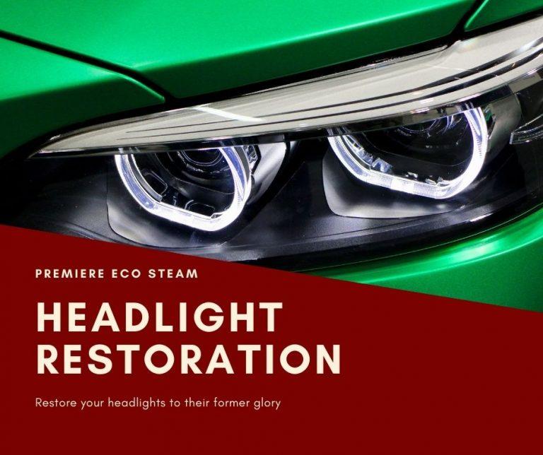 headlight restoration service orlando