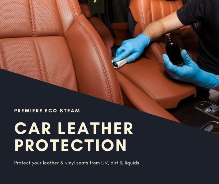 car leather protection service orlando