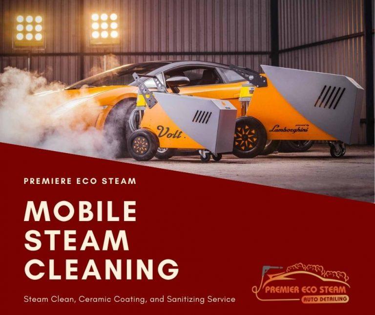 steam clean orlando